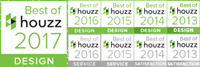 Houzz Awards 5yrs 200